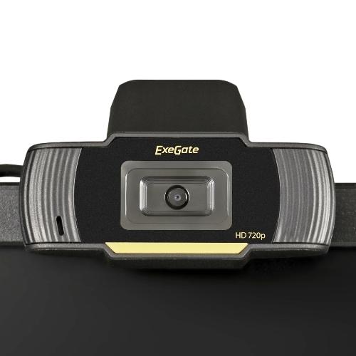 Веб-камера Exegate C270 GoldenEye HD