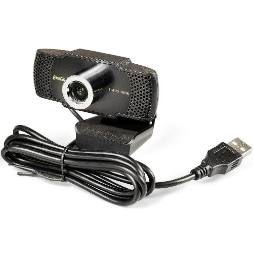 Веб-камера Exegate BusinessPro C922 Full HD 1920*1080 сенсор 2.0 МП микрофон usb