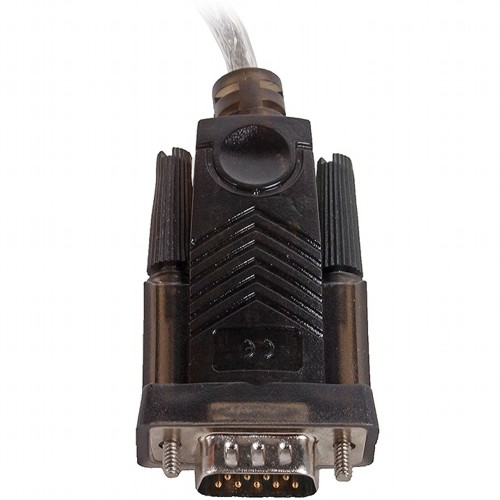 Кабель USB Am-RS232 9M адаптер переходник конвертор COM порта Orient USS-101N - 0.8 метра, крепёж - винты
