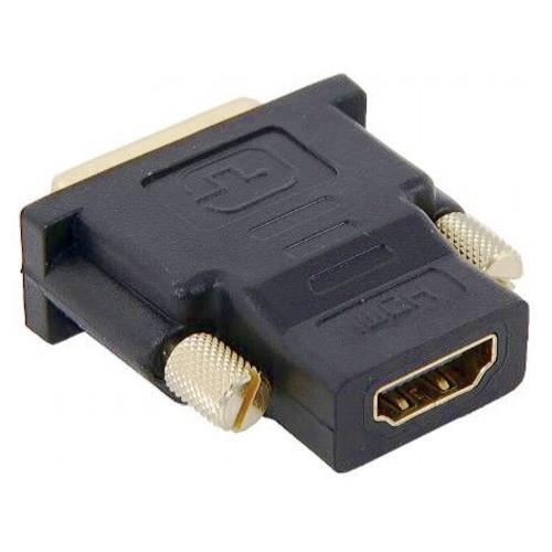 Переходник DVI 25M - HDMI-F папа-мама 5Bites DH1803G