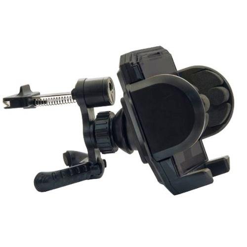 Автомобильный держатель мобильных устройств на вентиляционную решётку Ritmix RCH-001V 55-120мм