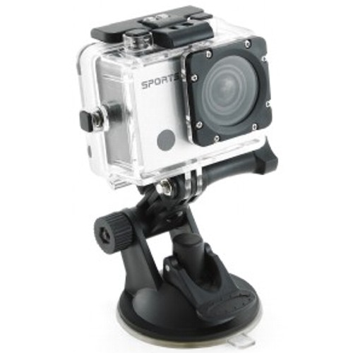 Экшн-камера видеокамера для подводной и спортивной видеосъёмки с Wi-Fi Gembird ACAM-003 Full HD видеорегистратор
