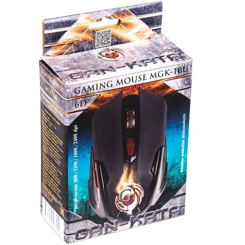 Мышь игровая usb Dialog MGK-10U