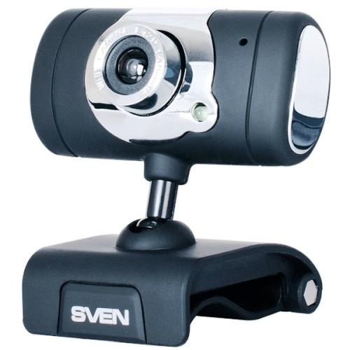 Веб-камера Sven IC-525, сенсор 1.3 МП