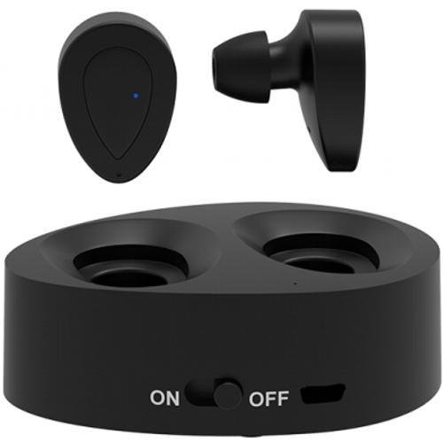 Bluetooth наушники вкладыши с микрофоном Ritmix RH-805BTH, V4.1, беспроводная мобильная гарнитура