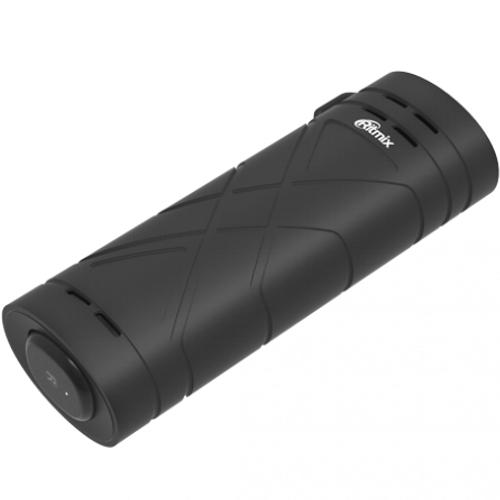 Bluetooth наушники вкладыши с микрофоном Ritmix RH-808BTH, V4.1, беспроводная мобильная гарнитура, длк станция