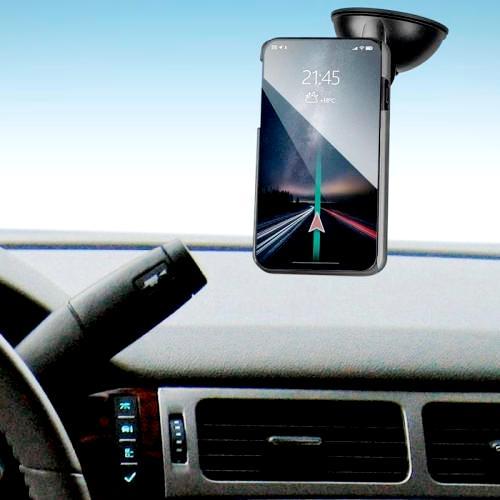 Автомобильный держатель мобильных устройств магнитный Defender Car holder CH-107 на стекло вакуумная присоска