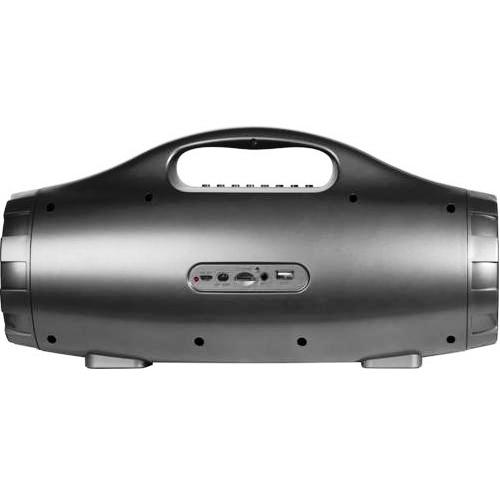 Колонка портативная Defender G100 боченок с ручкой 16 Вт, мощный бас, FM, MP3, MicroSD, usb