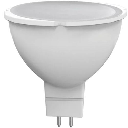 Лампа Gu 5.3 MR16 12В 6Вт, светодиодная LED, тёплый свет Старт