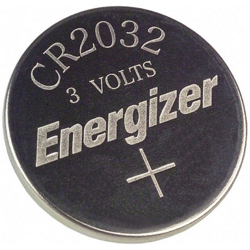 Батарейка CR2032 3В литиевая Energizer Ultimate Lithium в блистере 2шт.