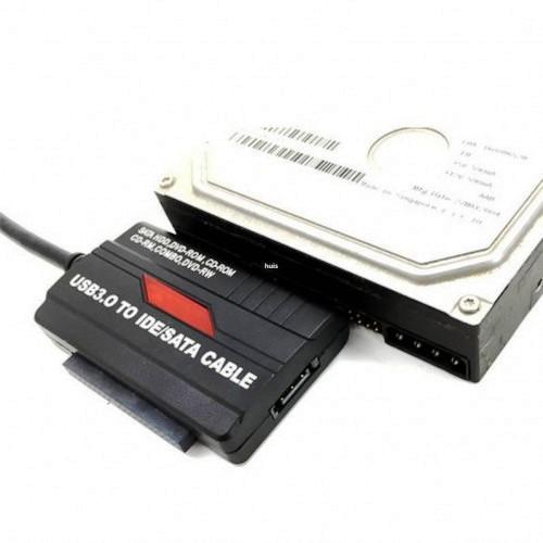 Адаптер USB*3.0 Am-SATA-IDE KS-462 для 2.5 SSD-HDD