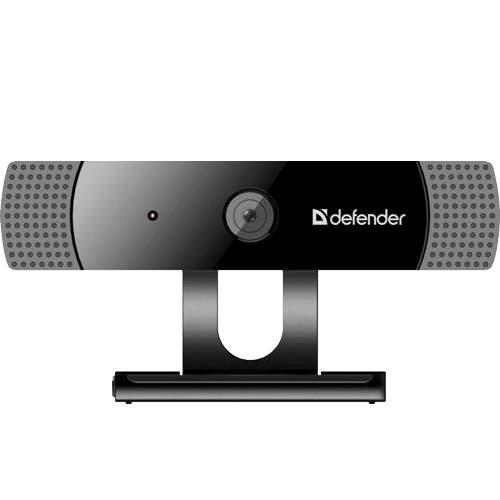 Веб-камера Defender G-lens 2599 FULL HD 1080P, сенсор 2.0 МП, микрофон, usb