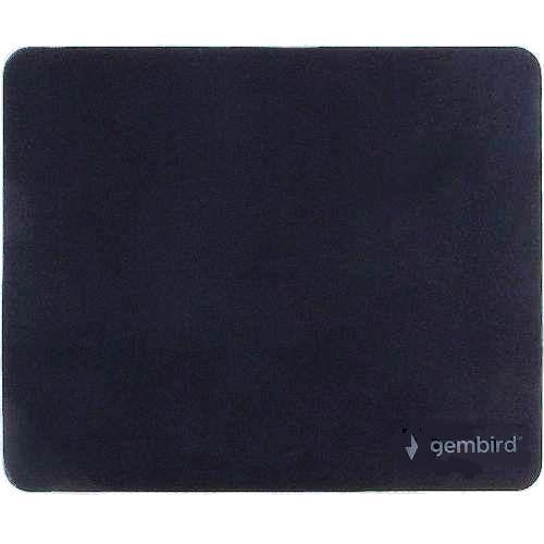 Коврик для мыши Gembird MP-Basic чёрный . пластик , ультратонкий