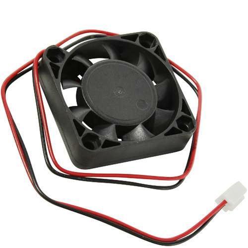 Вентилятор 50 x 10мм 5Bites F5010B-12L2 12V подшипник качения 2pin 15см 4200 об*мин