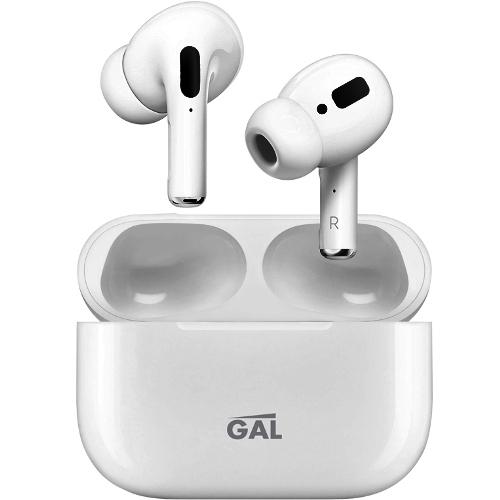 Bluetooth наушники вкладыши с микрофоном GAL TW-8800, TWS, V5, беспроводная мобильная гарнитура, белые