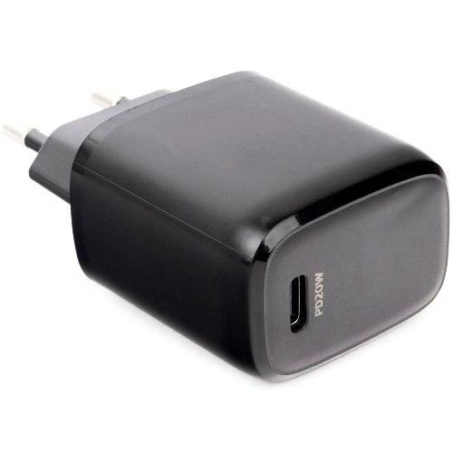 Сетевой адаптер питания Cablexpert MP3A-PC-26 зарядка 3.1А QuickCharge3.0  плюс  PD 20W 1порт , чёрный
