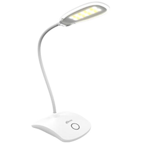 Настольная лампа Ritmix  LED-410с 18LED.4Вт, питание от USB плюс встр. акк.1200 мАч(5часов),плавная регулировка яркости,белая